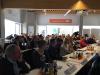 Ekibimiz, Almanya'nın Biberach şehrinde Orange Dental eğitim toplantısında (19.01.2016)